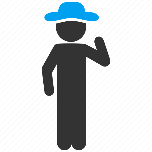 agent, gentleman, idea, male figure, opinion, speak, think icon