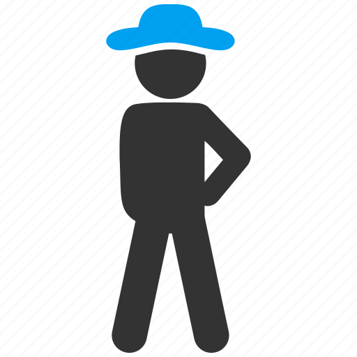 audacity, boss, customer, gentleman, man figure, person, user icon