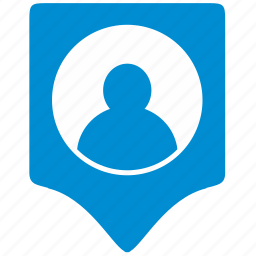 geo, location, login, man, person, place, user icon