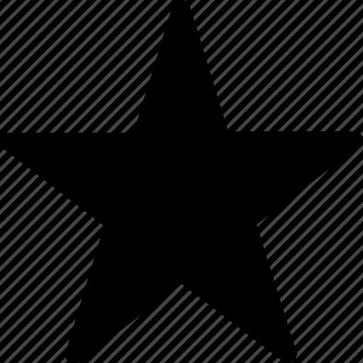basic, favourite, geometrical, shape, stars icon