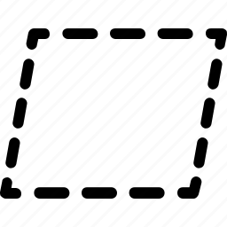 basic, geometrical, rhombus, shape, stripe icon