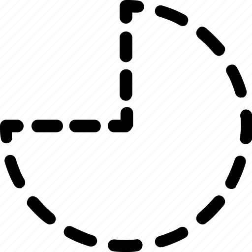 basic, geometrical, pie, shape, stripe icon