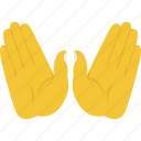 emoji, games up, hand gesture, nonverbal communication, success celebration icon