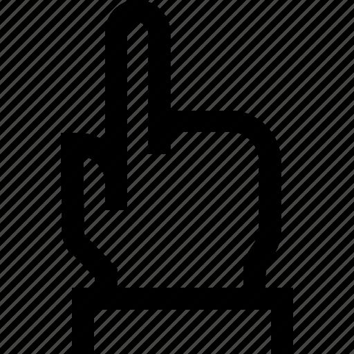 finger, gesture, hand, interface, pinch, scroll, swipe icon