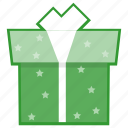 birthday, gift, present, xmas icon
