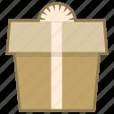 birthday, celebrate, present, surprise icon