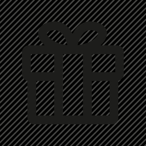 box, gift, gift box, present, present box icon