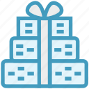birthday gift, boxes, celebration, christmas, gift, gift boxes, present icon