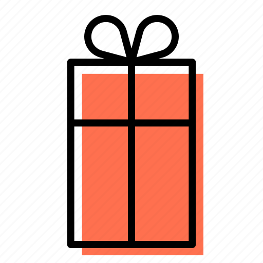 birthday, box, christmas, gift, pink, present, surprise icon