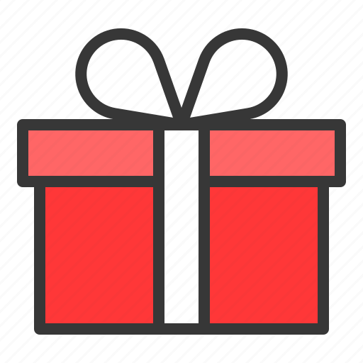 Box, christmas, gift, package, present icon - Download on Iconfinder