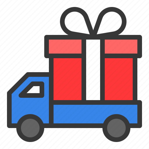 Box, christmas, gift, present icon - Download on Iconfinder