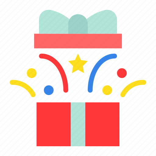 Box, christmas, gift, package, present, surprise icon - Download on Iconfinder
