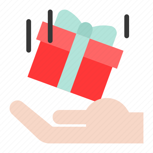 Box, christmas, delivery, gift, package, present icon - Download on Iconfinder