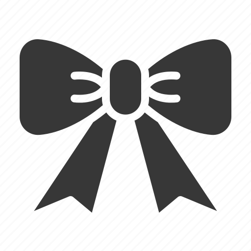 bow, box, christmas, gift, present, ribbon icon