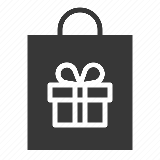 bag, box, christmas, gift, present, shopping icon