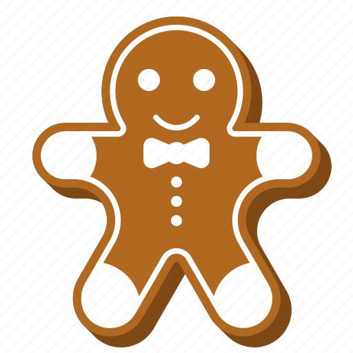 Gingerbread Cookies Christmas Theme Set 2 By Arana Graphics