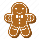 biscuit, cookie, cute, dessert, gingerbread, xmas