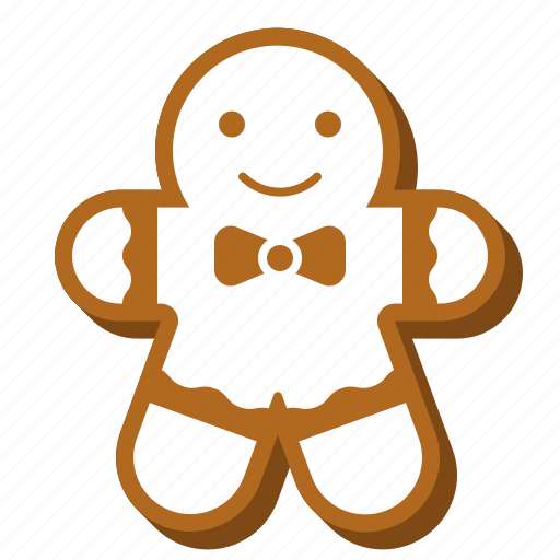 biscuit, cookie, dessert, gingerbread, sweets, xmas icon