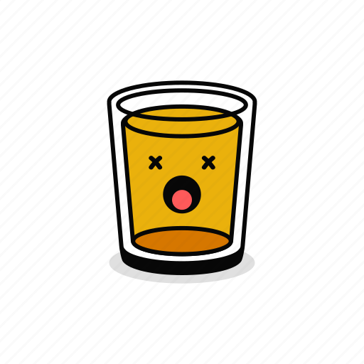 alcohol, beer, beverage, dead, drink, glass, unhealthy icon