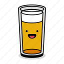 alcohol, drink, glass, beer, beverage, smile, happy