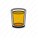 alcohol, beer, beverage, drink, glass, single, whiskey icon