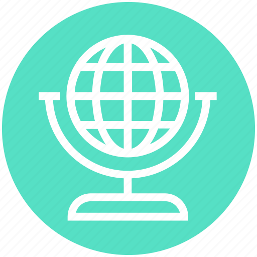 Discovery, earth, geography, global business, globe, world icon - Download on Iconfinder