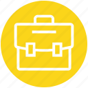 bag, briefcase, business, portfolio, suitcase icon