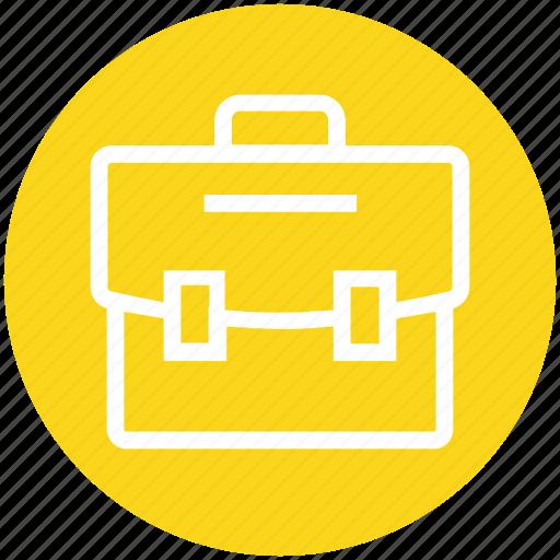 Bag, briefcase, business, portfolio, suitcase icon - Download on Iconfinder