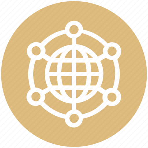 Communication, connection, global business, interaction, network icon - Download on Iconfinder