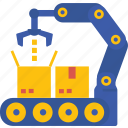 globalbusiness, production, factory, process, manufacturing icon