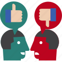 feedback, rating, good, response, globalbusiness icon