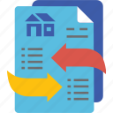 globalbusiness, financial, banking, account, transaction icon