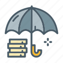 finance, insurance, investment, protection, umbrella