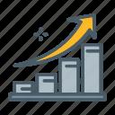 chart, enhancement, graph, index, stock