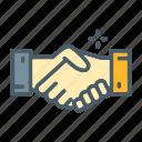 agreement, contract, deal, handshake, partnership