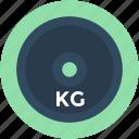 kg, kilogram, weight, weight plate, weight tool