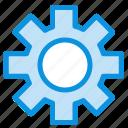 gear, global, logistic, setting icon