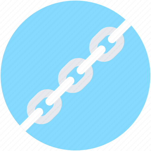 chain, connective, linked, metal chain, weapon icon