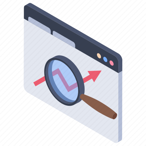 company website, seo, user interface, web analytics, web searching icon