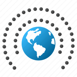 earth, global protection, internet, network, security, shield, sphere icon