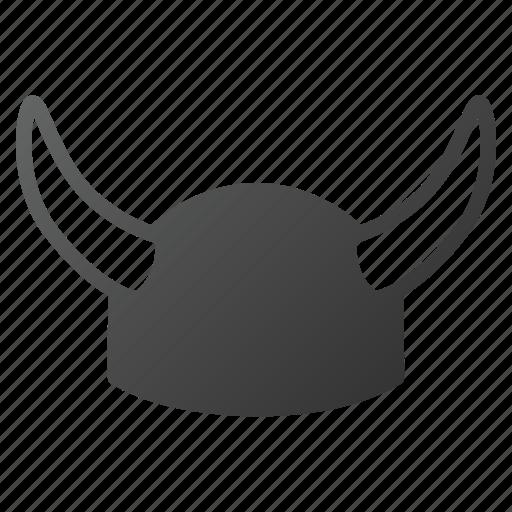 armor, barbarian, horned helmet, knight, soldier, viking, warrior icon