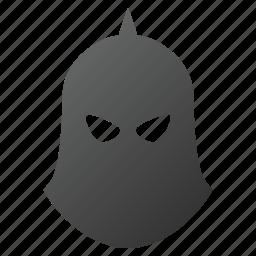 armor, knight helmet, medieval, protection, soldier, war, warrior icon