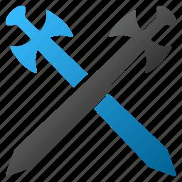 blade, defense, guard, knife, medieval swords, sabre, weapon icon