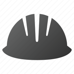 builder, hard hat, hardhat, helmet, industrial, protection, safety icon
