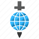 global safety, globe, internet, network, protection, web, world icon