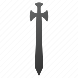 blade, defense, fight, knife, medieval sword, sabre, weapon icon
