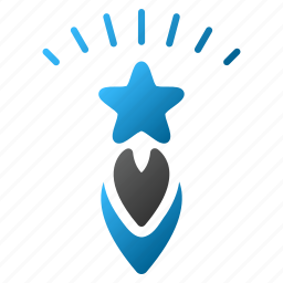 boom, event, fireworks, salute, start, starting star, success icon