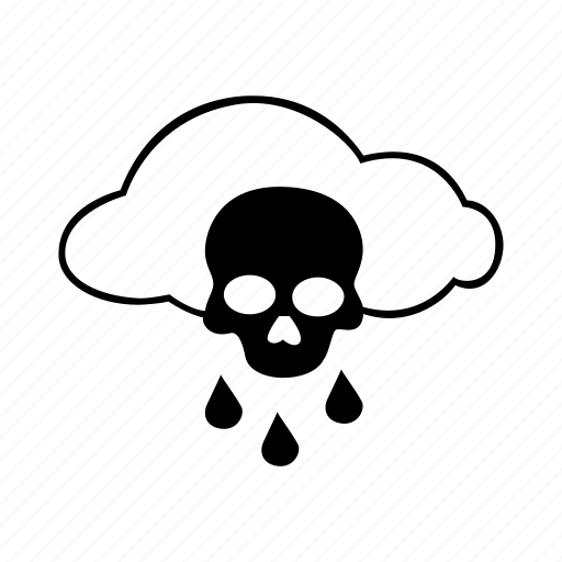 air, carbon, dioxide, global, pollution, warming icon