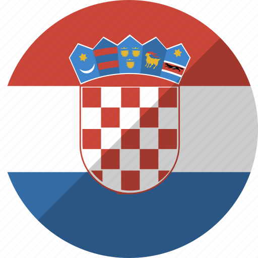 country, croatia, flag, nation icon