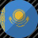 country, flag, kazakhstan, nation icon